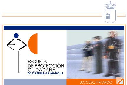 """Resultado de imagen de escuela proteccion ciudadana castilla la mancha"""""""